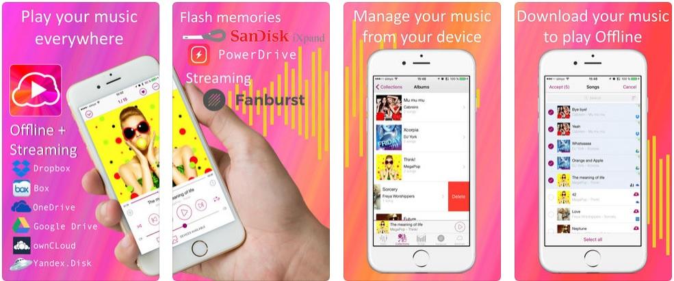 Descargar música en iOS